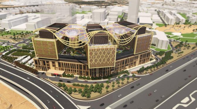 Tertiary Hospital KSA
